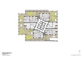 Cube House Floor Plans Gallery Of The Cube Hawkins Brown 17