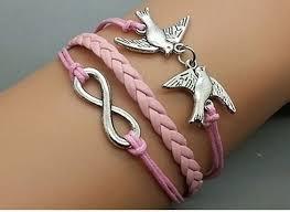 fashion braided bracelet images Fashion ropes pink braided bracelet pictures photos and images jpg