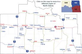 beulah dakota map southwest dakota clickable map information economic