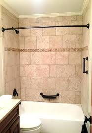 tile ideas bathroom lowes bathroom tile ideas tub and shower surround with blue mosaic