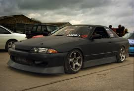 custom nissan skyline drift file skyline r32 drift car jpg wikimedia commons