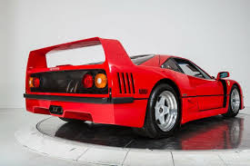 rare ferrari 2 2 million dollar ferrari f40 for sale on craigslist