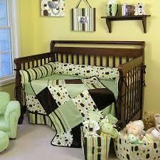 Crib Bedding Green Bedding Green Yellow Crib Bedding Light Grey And Green Yellow