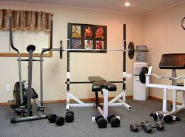 Decorating Home Gym 58 Well Equipped Home Gym Design Ideas Digsdigs Ideas For Home