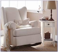 Nursing Rocking Chairs Best Nursing Glider Uk Nursing Rocking Chair Dutailier With Foot