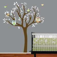 best nursery wall decals ideas all home design ideas image of baby nursery wall decals tree