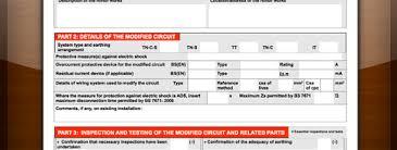 electrical minor works certificate template agilebits blog icertifi