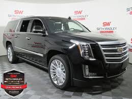 cadillac escalade new cadillac escalade esv platinum edition 2016 for sale pauls