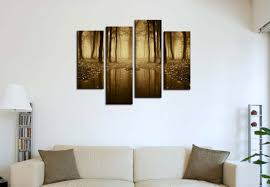 Home Decoration Images by Amazon Com 4 Pieces Modern Canvas Painting Wall Art The Picture
