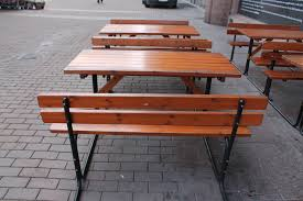 outdoor furniture benches ps auction