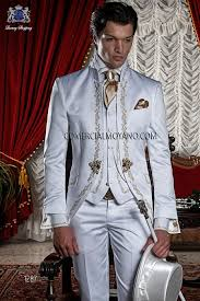 costume mariage blanc italienne sur mesure mariage blanc costume de style 1287 on gala