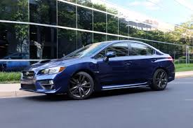 Driving The 2016 Subaru Wrx Automatic U2013 Be Car Chic