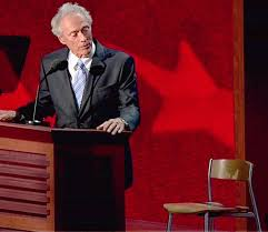 Clint Eastwood Chair Meme - clint eastwood and the chair the clint s speech eastwood and his