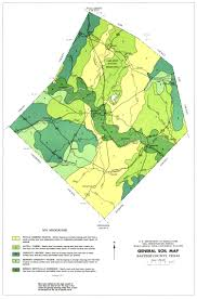 Texas Map By County General Soil Map Bastrop County Texas The Portal To Texas History