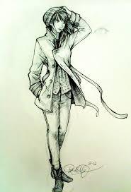 eru sketch modern clothes by ladyeru on deviantart