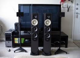 Paradigm Bookshelf Speakers Review Paradigm Monitor 7 V6 Floor Standing Speakers Hi Fi Systems