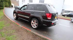 srt8 jeep black 2010 jeep grand cherokee srt8 black ac148745 redmond