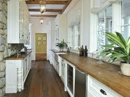 narrow galley kitchen design ideas imposing best galley kitchen designs eizw info