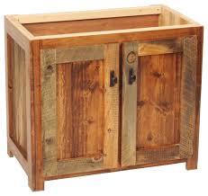 Rustic Bathroom Medicine Cabinets by Rustic Bathroom Sink Cabinets