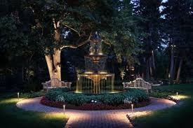 Lighting Landscape Use Landscape Lighting To Your Style Enrique S Lawn Care