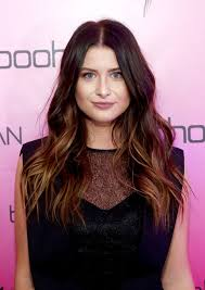 auburn copper hair color moody auburn and copper tips copper balayage hair color ideas