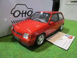 opel sede centrale opel corsa gsi au 1 18 de ottomobile ot180 voiture miniature