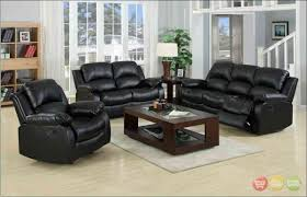 Decorate Living Room Black Leather Furniture Creative Ideas Black Leather Living Room Sets Smart Idea Best