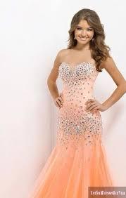 blush dress 9755 at peaches boutique