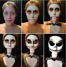 scary makeup tutorial easy mugeek vidalondon