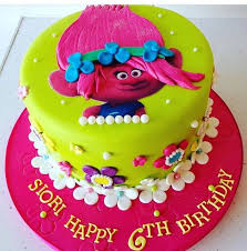 89 best troll cake images on pinterest troll party trolls cakes