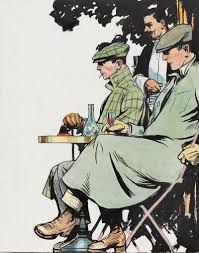 edward hopper as illustrator norman rockwell museum