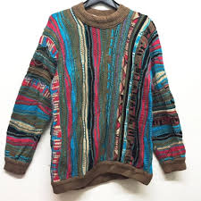 coogi vintage sweater things to wear vintage