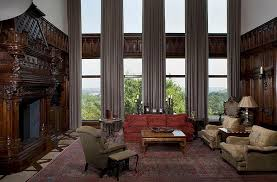 Family Room Curtains Drapes For Family Room Designs Ideas Traditional Family Room With
