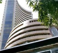 market breaks 4 day climb ahead of economic survey budget the hindu