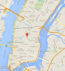 manhattan on map where is union square on map of manhattan world easy guides