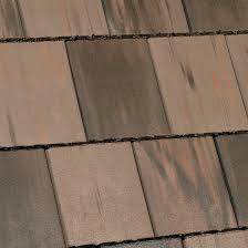 Flat Concrete Roof Tile Flat Roof Tile Concrete Colored Slate Look Osl 546 Oakwood