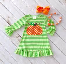 aliexpress com buy halloween baby girls kids fall striped mint