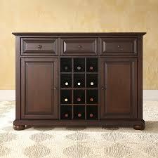 shop dining kitchen storage at lowes com crosley furniture alexandria rectangular buffet
