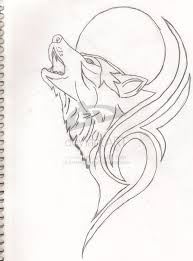 25 best wolf tattoo sketches for men images on pinterest tattoo