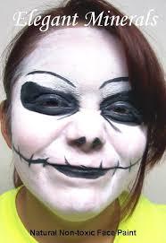8pc natural custom face paint halloween makeup kit your choice of