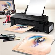 epson l1800 borderless a3 photo printing inkjet printer buy