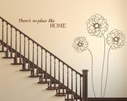 Stick On Wall Modern Flower Wall Decals For Walls Stickers For Walls