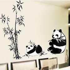 petit plat en chambre gouzi petit plat en bambou bambou panda plat décoration murale fond