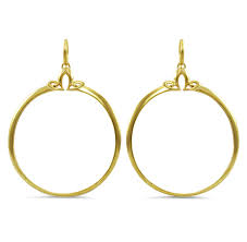 drop hoop earrings style spotlight drop hoop earrings jck