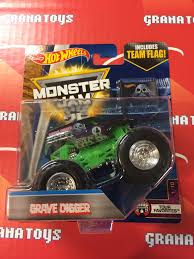 grave digger monster trucks grave digger 1 10 tour favorites 2017 wheels monster jam case