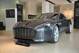 aston martin rapide s sedan aston martin rapide to be an 800 hp all electric sedan