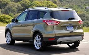 Ford Escape Interior - ford escape review and photos