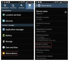 what is an android device android for beginners what is my firmware number androidpit