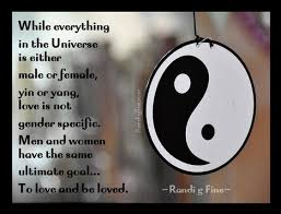 yin and yang relationship in inspirational quotes and