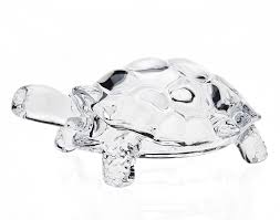 crystal turtle figurines home accents home decor